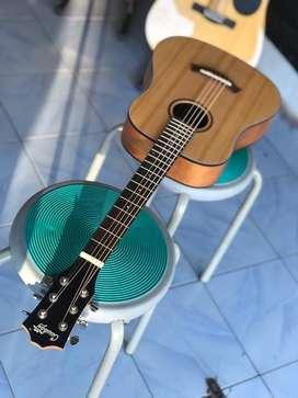 Gitar Akustik Cowboy 3/4 natural