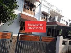 3Bhk new house rent aluva town near s.m.puram