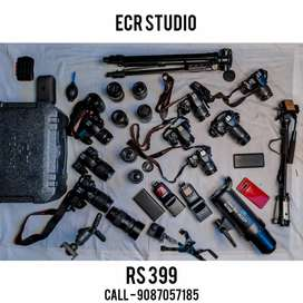 Canon camera rent dslr