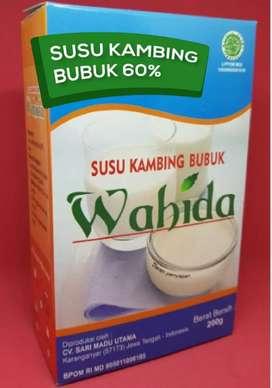 "Susu Kambing Bubuk ""Wahida"""
