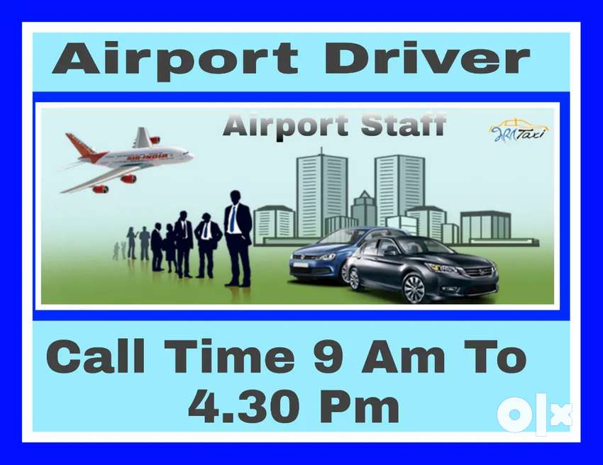 Airport Driver and Ground Staff Jobs