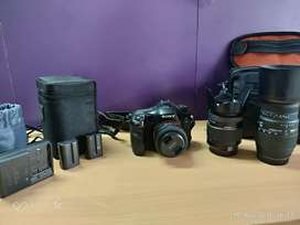 Sony alpha 99 good condition with high priority lens