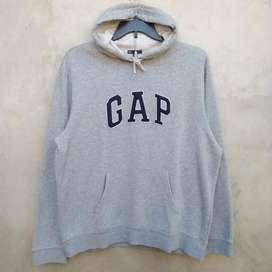 01 GAP Hoodie Jacket/Jaket 101% Original