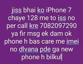 iPhone 7 zet black 128