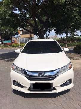 Jual Honda City 1,5 E CVT Matic Putih 2016 Putih