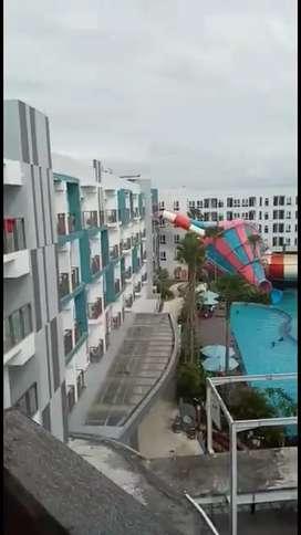 Di sewa kan 2 bedroms apartment Aero polis view pantai dan AQUA Boom