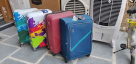 American Tourister  and Skybags Strolleys at 70% Discount