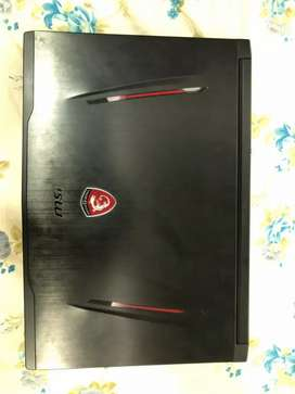 MSI Laptop Dominator Pro GT62vr