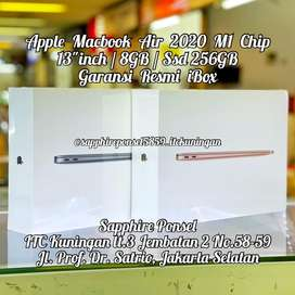 Free Office-Apple Macbook Air M1 Chip 256GB Ssd[iBox] -Info bs Call/WA