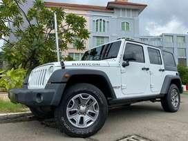 Wrangler Rubicon 3.6 Pentastar 2013 Nik13 White AXEL Lock#BEST PRICE!!