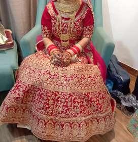 Beautiful Bridal Lehanga