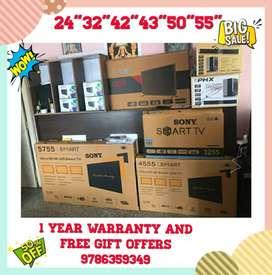 """SONY IMPORTED LED TV 24""""6️⃣4️⃣9️⃣9️⃣ 32""""9️⃣4️⃣9️⃣9️⃣ 1 YEAR WARRANTY"""