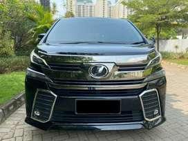 For Sale Toyota New Vellfire 2.5L ZG CBU Black On Black Audioless