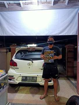 Mengurangi GETARAN mobil saat Kecepatan Tinggi pakai BALANCE DAMPER!!