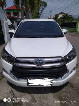 Toyota innova 2017 tipe V