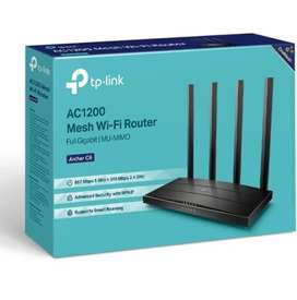 New Wifi router unpacked