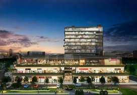 Double Height Shops with 10% Assured Return