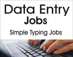 DATA ENTRY (WORK FROM HOME)