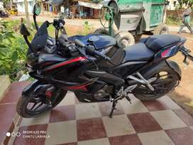 Bajaj Pulsar rs200 showroom condition
