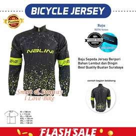 H1548 Baju Jersey Sepeda Best Quality Gratis Ongkir
