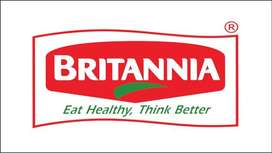 Recqurment in Britannia Industries Limited in Pan india location