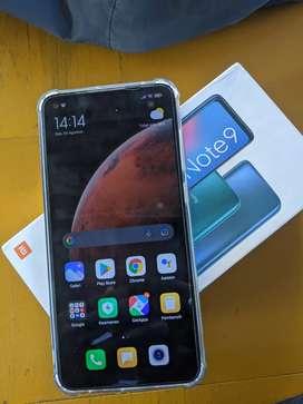 Xiaomi redmi note 9 istimewa
