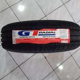 Jual ban GT radial ukuran 185/70 R14 champiro eco