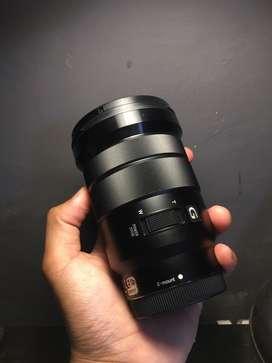 Sony 18-105 G F4 OSS