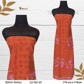Seragam kain batik tulis pengajian