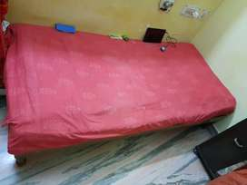 Single cot without Mattress 77*33 - 5 Yrs Old