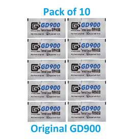 GD 900 Thermal Paste Sachets Grease