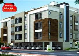 4Bhk jda approved park facing flat for sale
