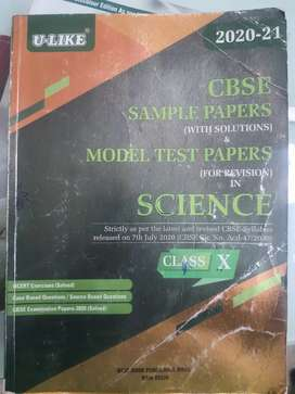CBSE Class IX & Class X books