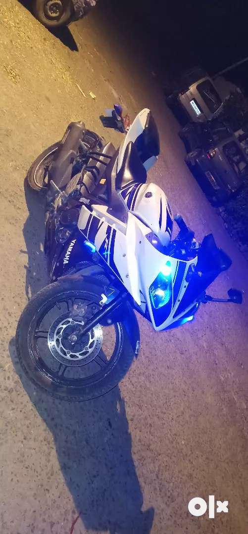Sell My yzf  R15. GOOD condition 0