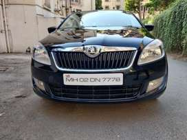 Skoda Rapid 2013-2016 1.6 MPI Ambition Plus, 2014, Petrol