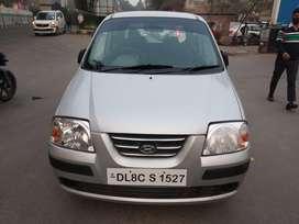 Hyundai Santro Xing GLS, 2008, Petrol