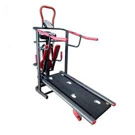 TOTAL FITNESS Treadmill Manual TL-004 Multicolor