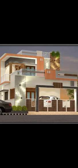 Kanuvai near North faceing 3bhk house sale