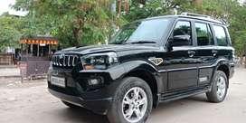 Mahindra Scorpio 2017 Diesel Good Condition