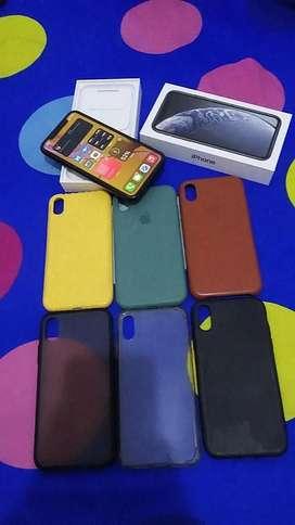 Iphone XR 128 Ibox Garansi