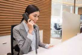 Wanted Receptionist