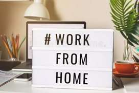 *WORK FROM HOME*