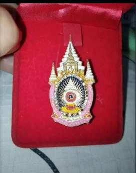 Pin Ultah Raja Thailand