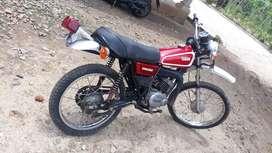 Yamaha dt 100 1978