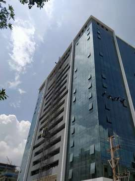 Gachibowli Financial District Grade A iT Park Building 25000 Sqft .