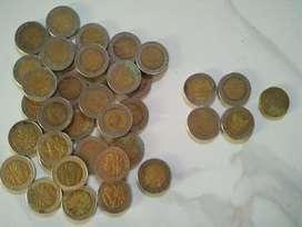 Uang koin lama 1000 / Kelapa Sawit