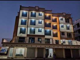 1Bhk + Tarrace  Semifurnished flat for sale in Parvati Homes, Boisar E