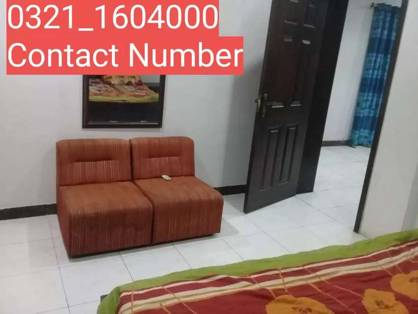 2bedrooms full furnished and independent apartment in Defence 0