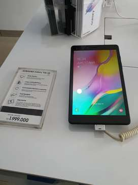 Promo tablet samsung a8 2019 cashback hingga 100 ribu
