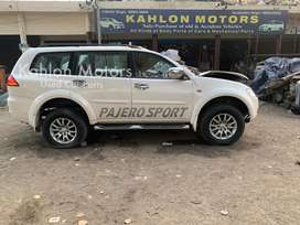 Pajero Sportz 2014 Used Parts